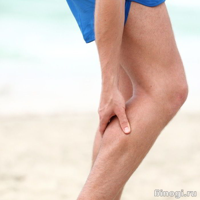 Болит колено немеет нога ниже колена актуальные вопросы диагностики и лечения повреждений и заболеваний коленного сустава