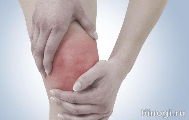Ночные боли в области коленного сустава 82