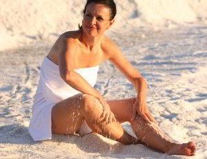 Морская соль и варикоз