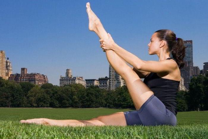 Упражнения при болит спина и шея