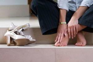 Боль в стопе при ходьбе
