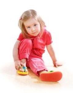 Судороги икроножных мышц у детей