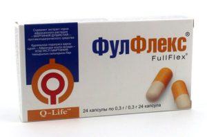 Фулфлекс лекарство от подагры