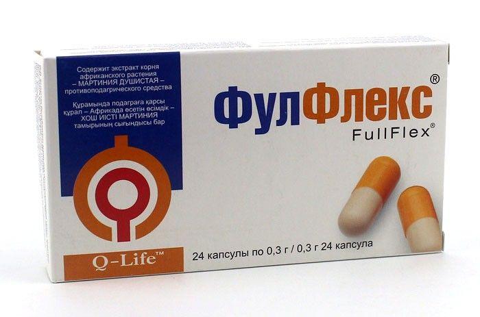 Лекарство от подагры: колхицин, аллопуринол, фулфлекс, вольтарен