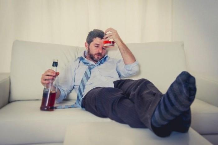 Алкоголизм отнимаются ноги