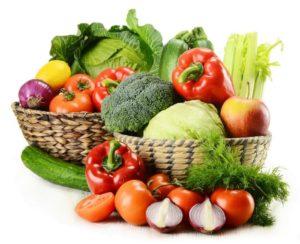Овощи при артрозе