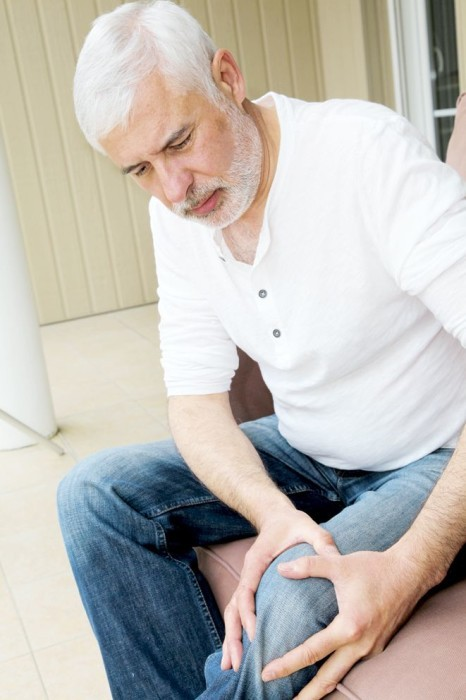 Больные колени и физические нагрузки
