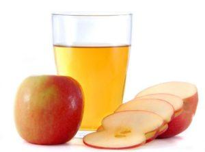 Лечение варикоза яблочным