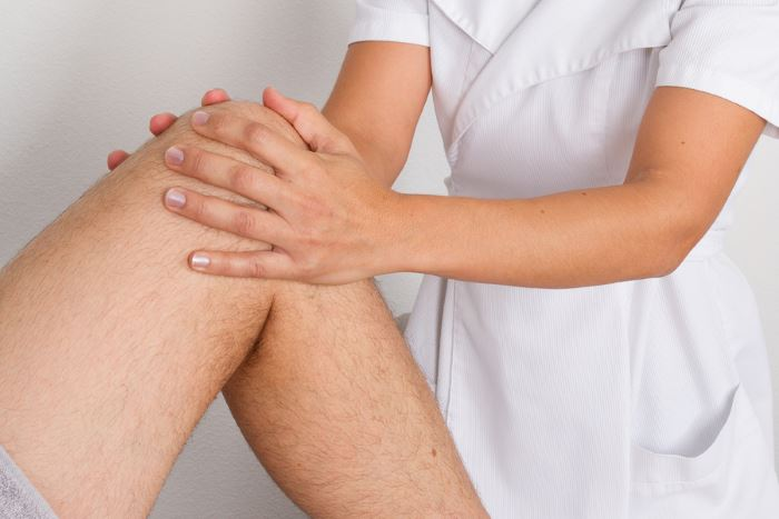 Массаж коленного сустава санаторий в снг суставы, желудок