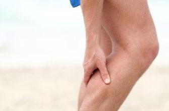 боль и онемение в ноге ниже колена
