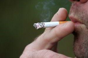 Облитерирующий эндартериит нижних конечностей у курильщиков