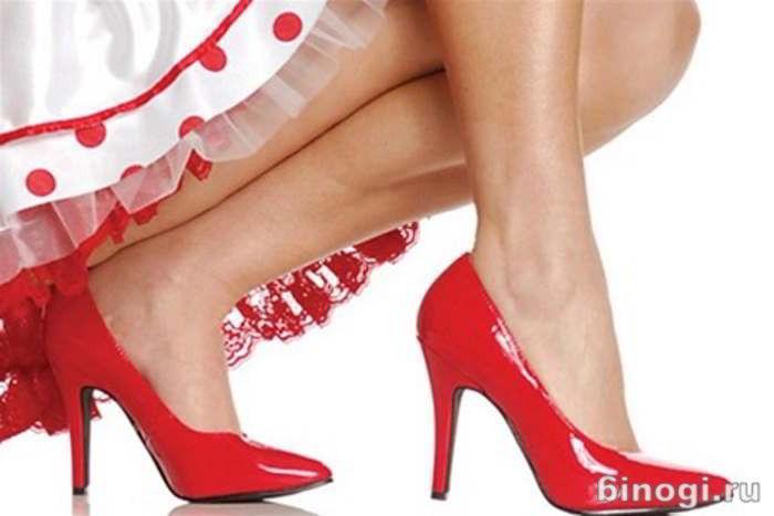 Шишка на ноге возле щиколотки: гигрома