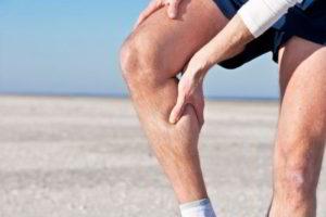 Ноют ноги ниже колен