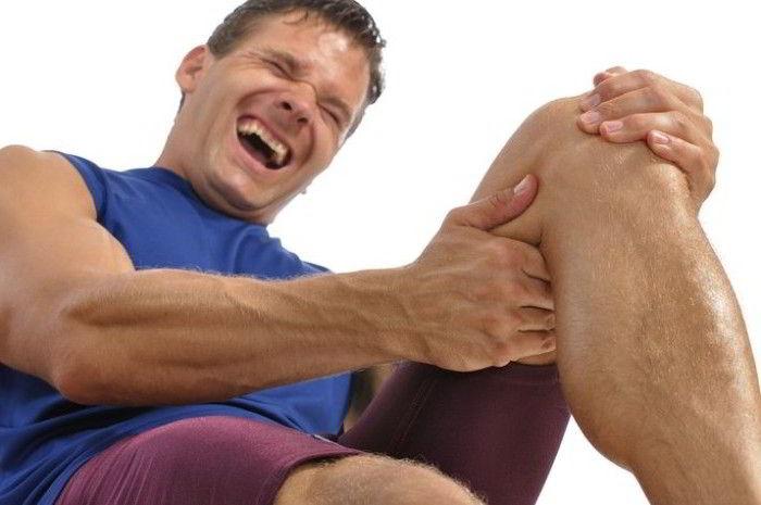 Ночные судороги ног причина