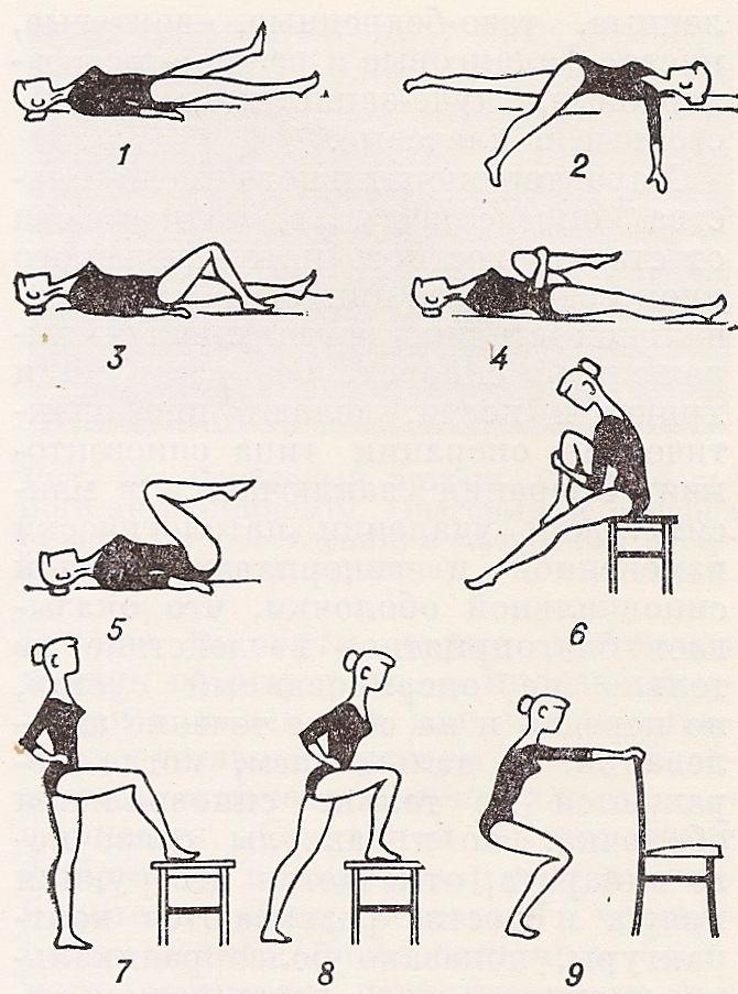 Упражнения для подвижности тазобедренного сустава видео