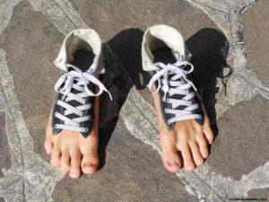 Обработка обуви от грибка ногтей на ногах