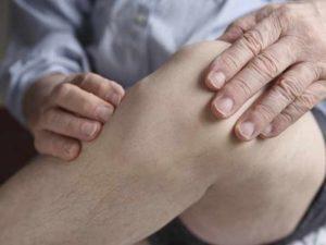 Вправление коленного сустава
