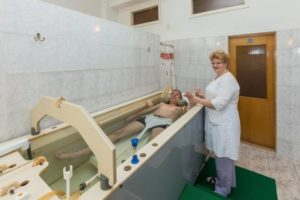 Сероводородные и радоновые ванны