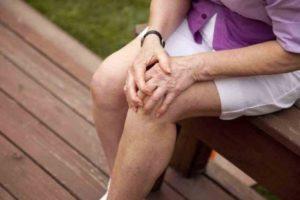 Интенсивные боли коленного сустава
