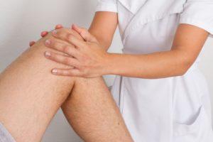 Гиалиновый хрящ коленного сустава истончен