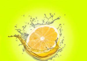 Лимонный сок от растяжек